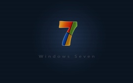 Windows 7 Seven WideScreen