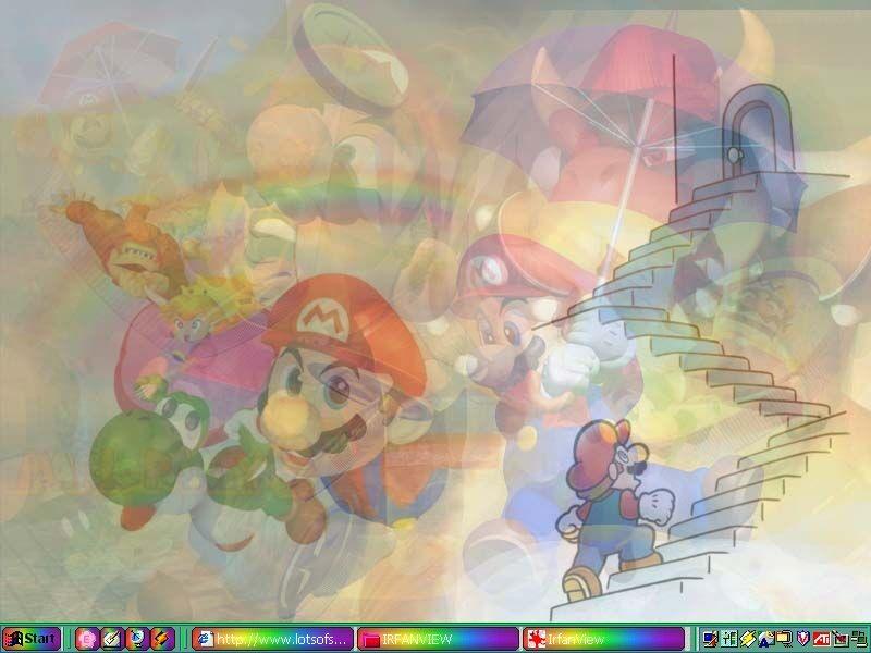 Super Mario Worlds