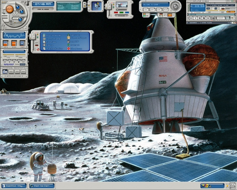 NASA Ownz Me