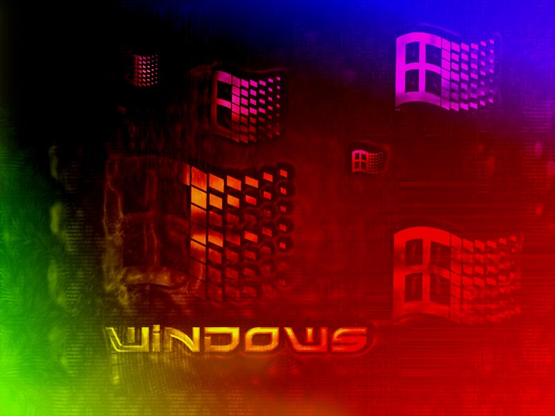 Rainbow Windows