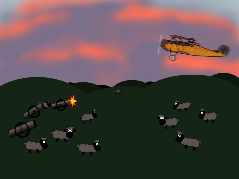 Sheep War