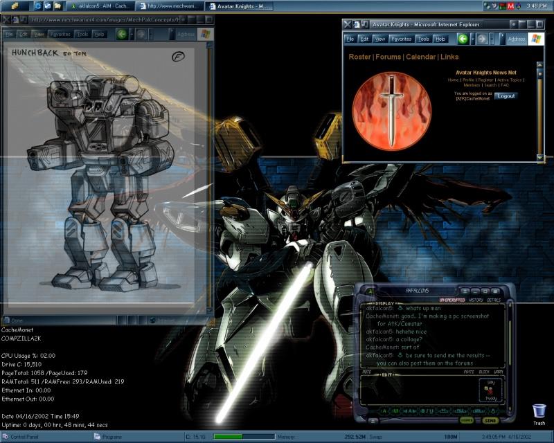 Avatar Knights