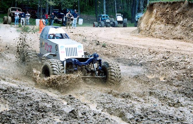 Mud Miss FIT