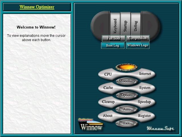 Winnow Optimizer