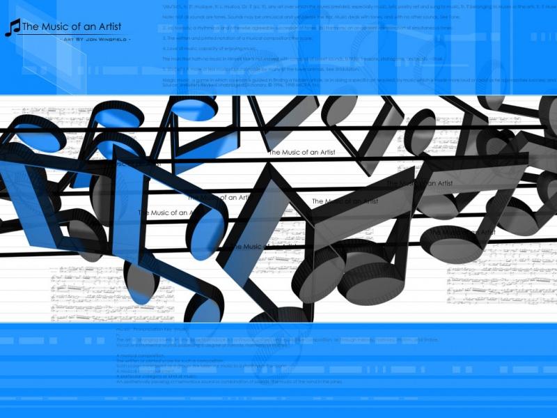 Music of an Artist