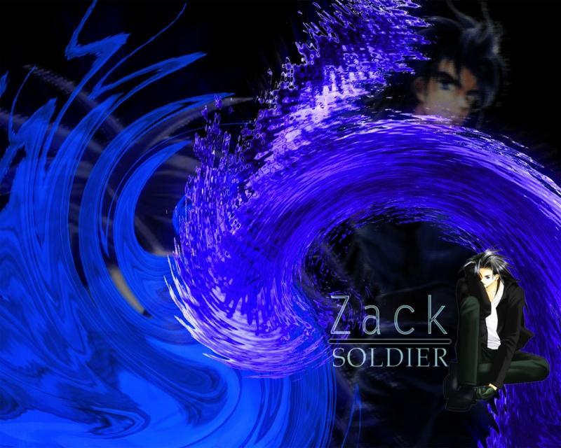 Zack: SOLDIER