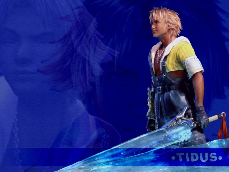 Tidus Blue