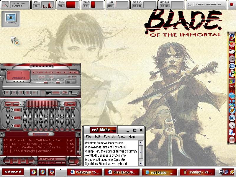 -ReD bLaDe-
