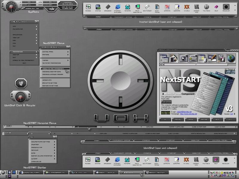 My VOX Desktop