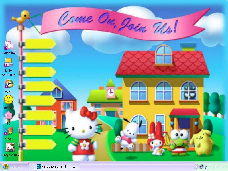 Sanrio Town XP