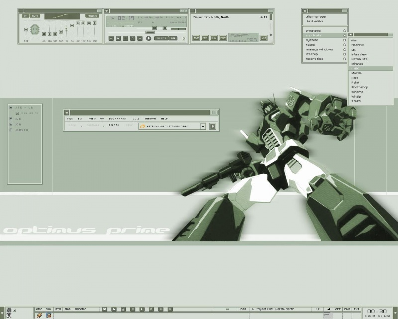 Optimus K10K