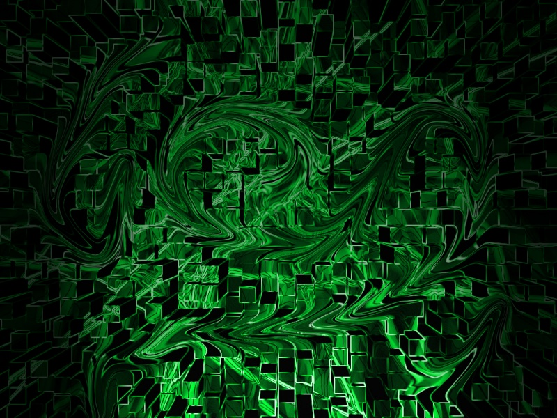 Emerald Twist