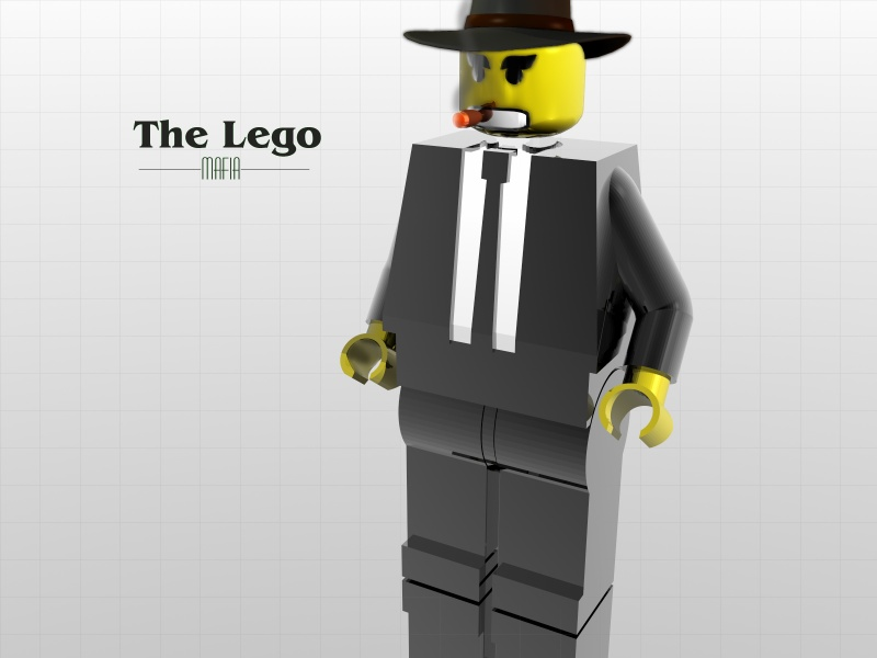 The Lego Mafia