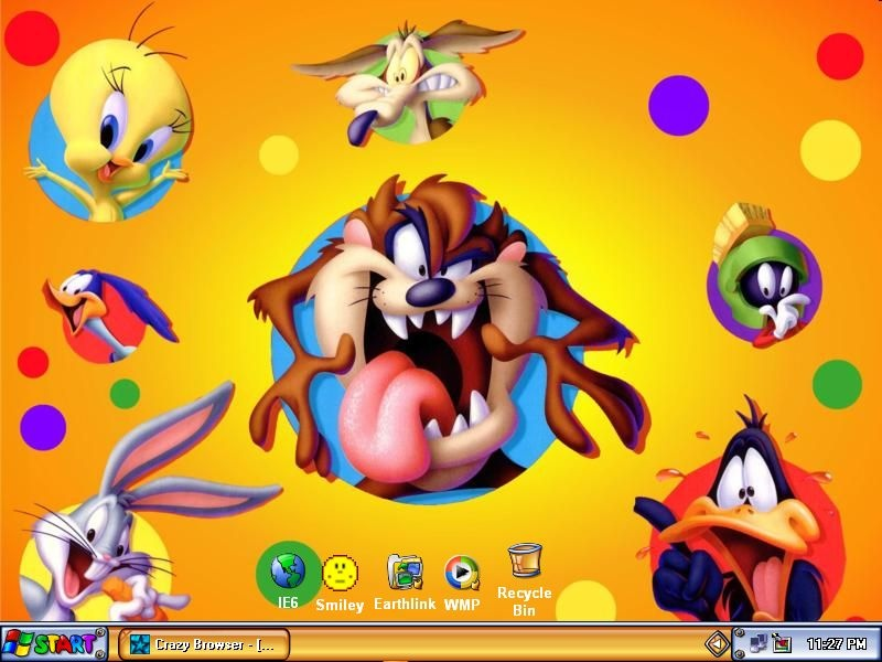 Looney Toons XP