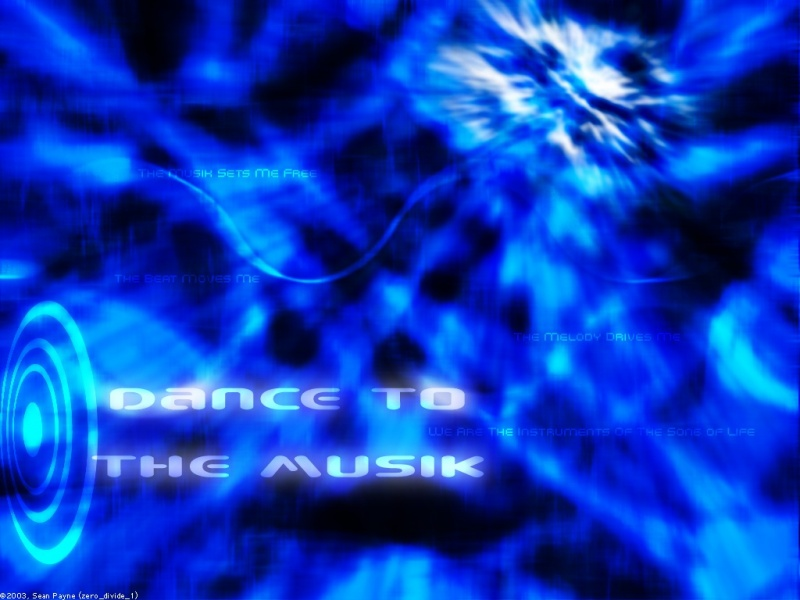 Dance To The Musik