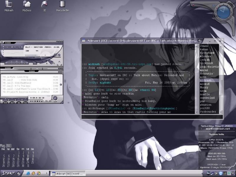 My Desktop SS (remake) II