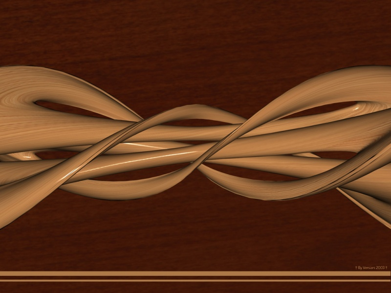 Wooden Knot