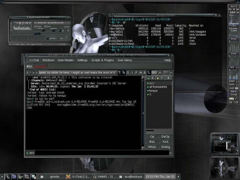My Desktop SS (FreeBSD)