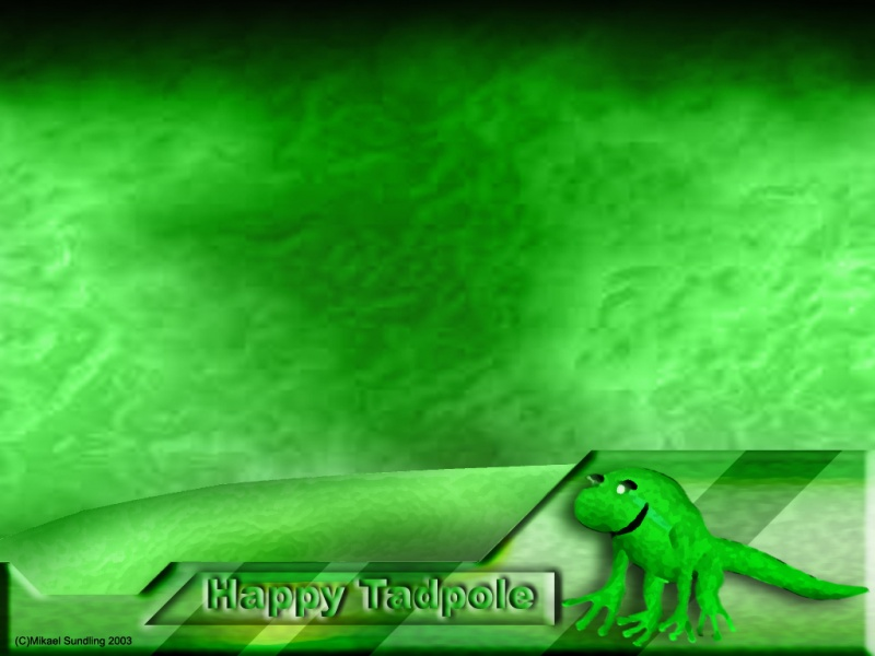 Happy Tadpole