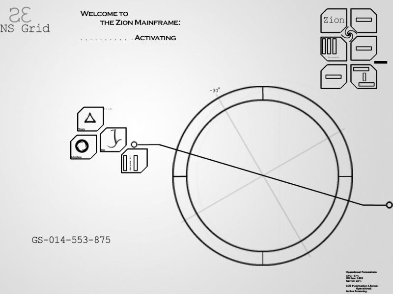Zion Mainframe