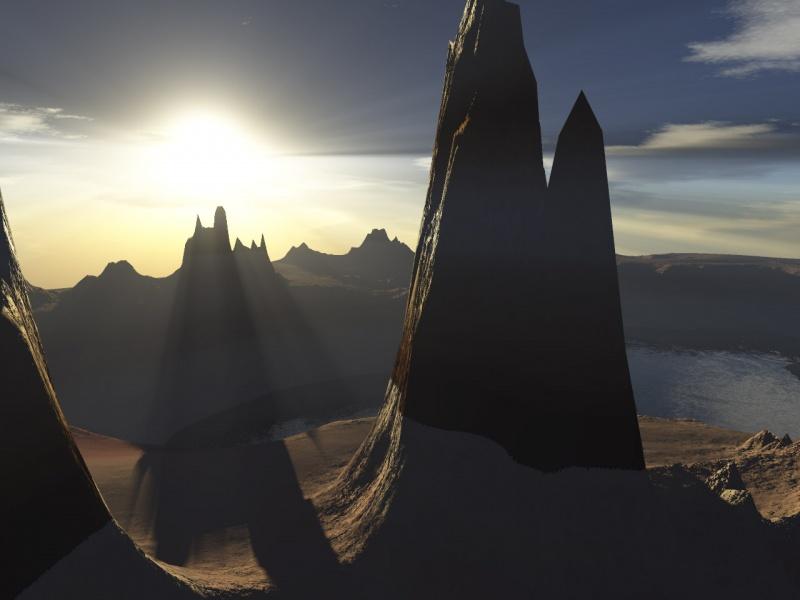 Sombras do Castelo