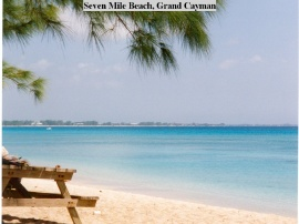 Seven Mile Beach/ Grand Cayman