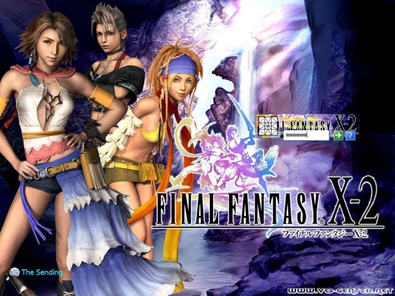 FFX-2 Girls