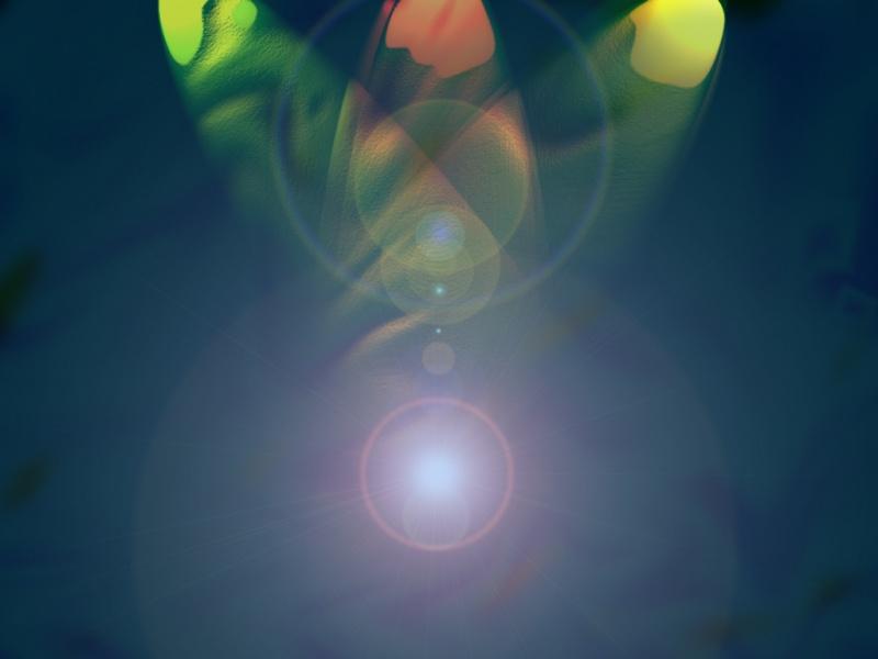 Alien Shimmer