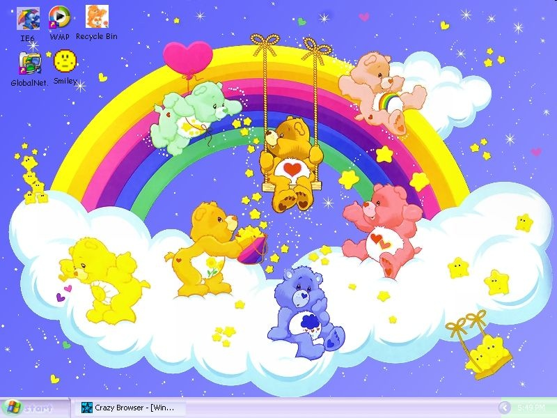 Care Bears XP
