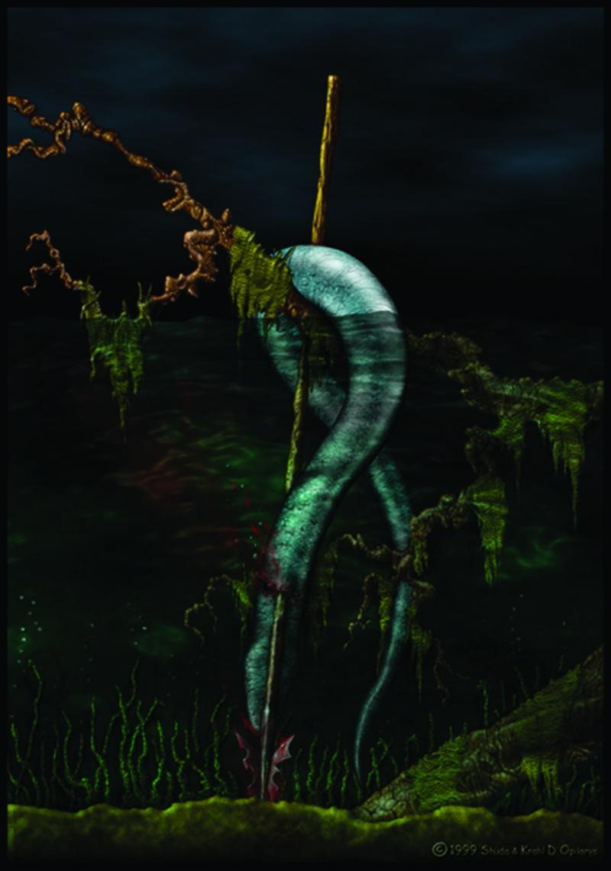 Hunt the snake !