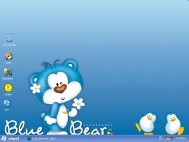 Blue Bear XP.