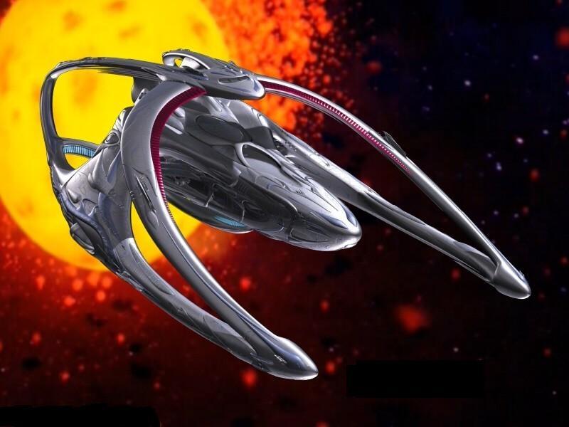 Alien Ship 2