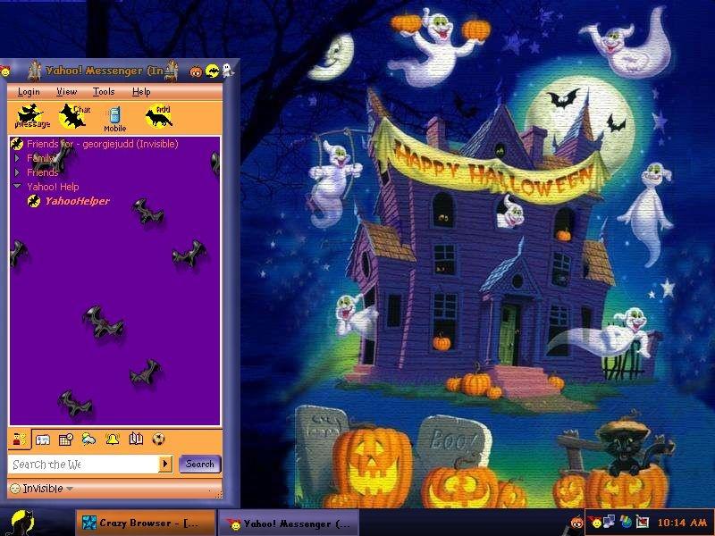 Halloween 2K3.