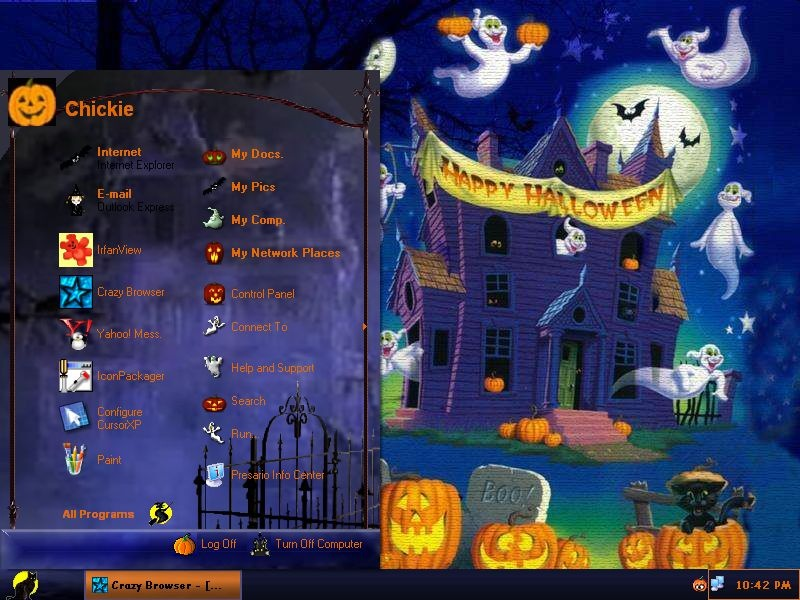 Halloween XP.