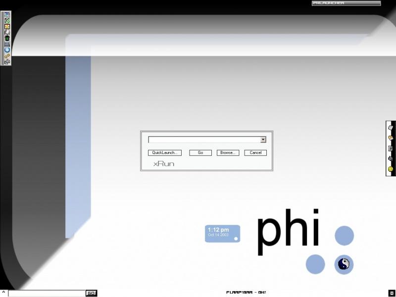 Phi Desktop