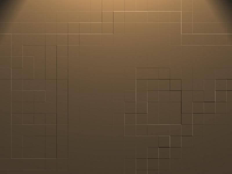 Tiles Recede