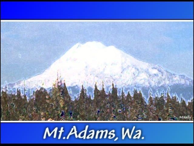 Mt.Adams,Wa.
