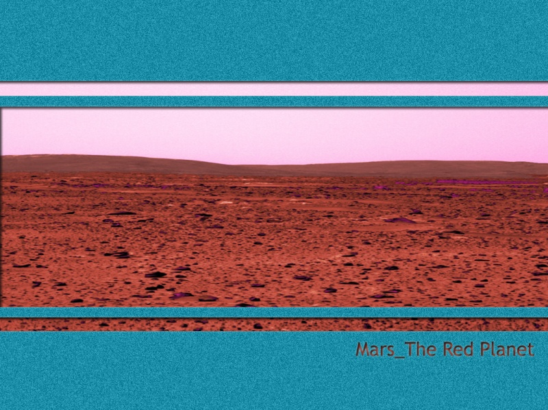 Mars_The Red Planet