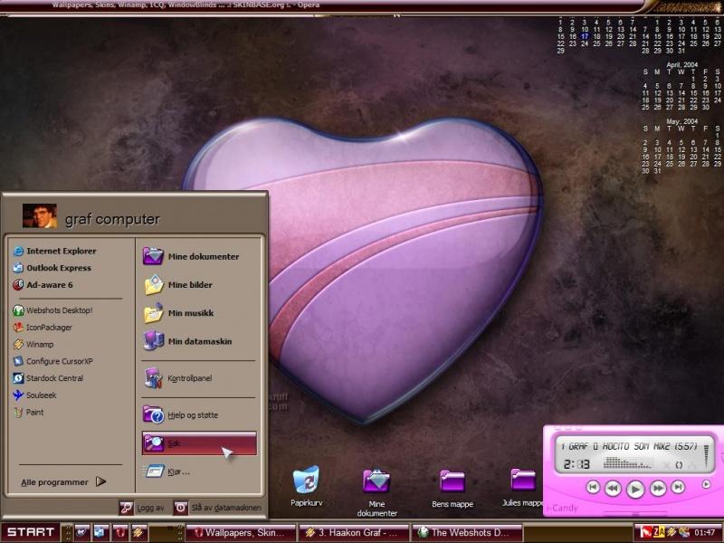 Purpleheart Valentine
