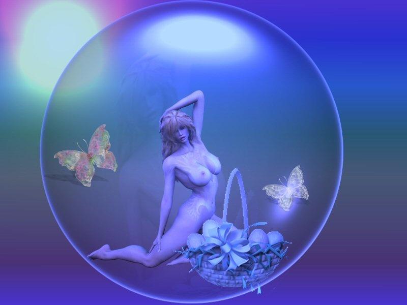 Blu Globe