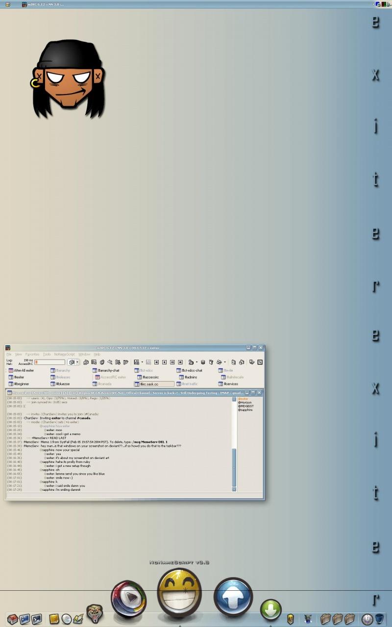 My Desktop 7-2004