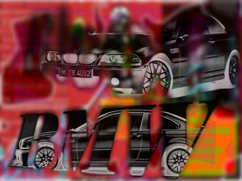 Postmodern BMW