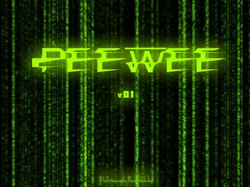 PeeWee v.0.1