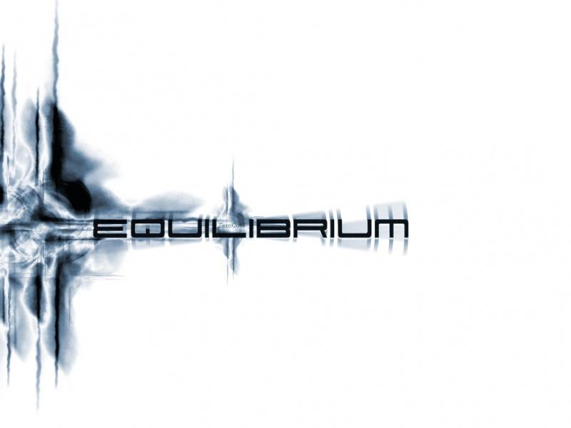 Equilibrium Libre