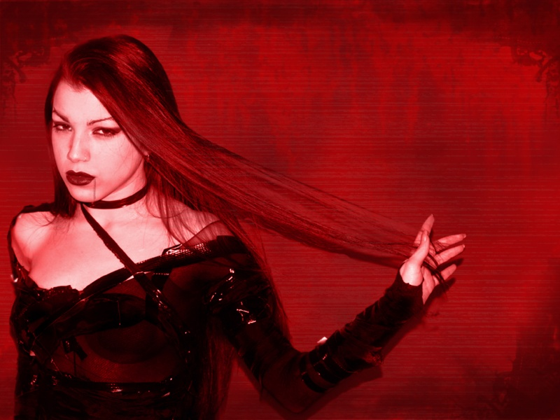Vampire Goddess