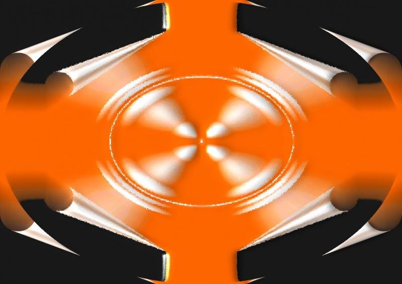 Orange Simbol