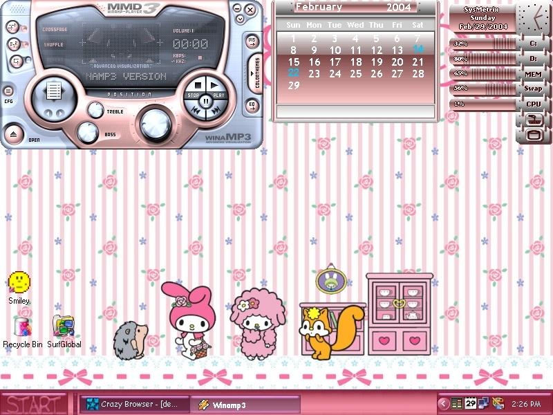 Pinky My Melody.