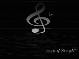 music of the night