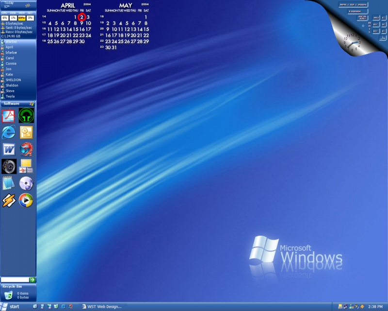 Windows LH Plex