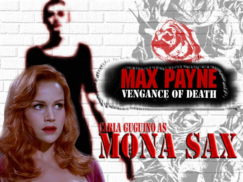 Max Payne the Movie (Carla gugino as Mona Sax)